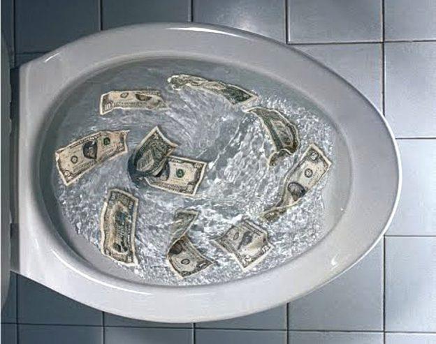 Как перестать транжирить деньги
