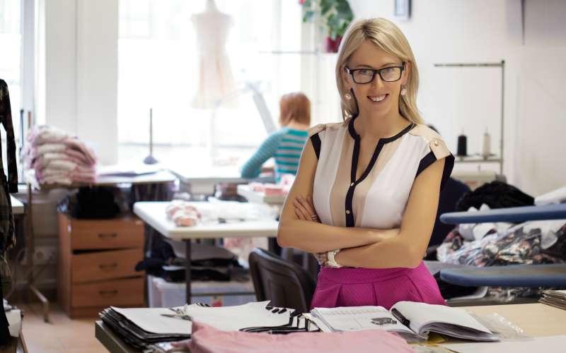 Интервью с бизнес-мамой Сайберт Анастасией