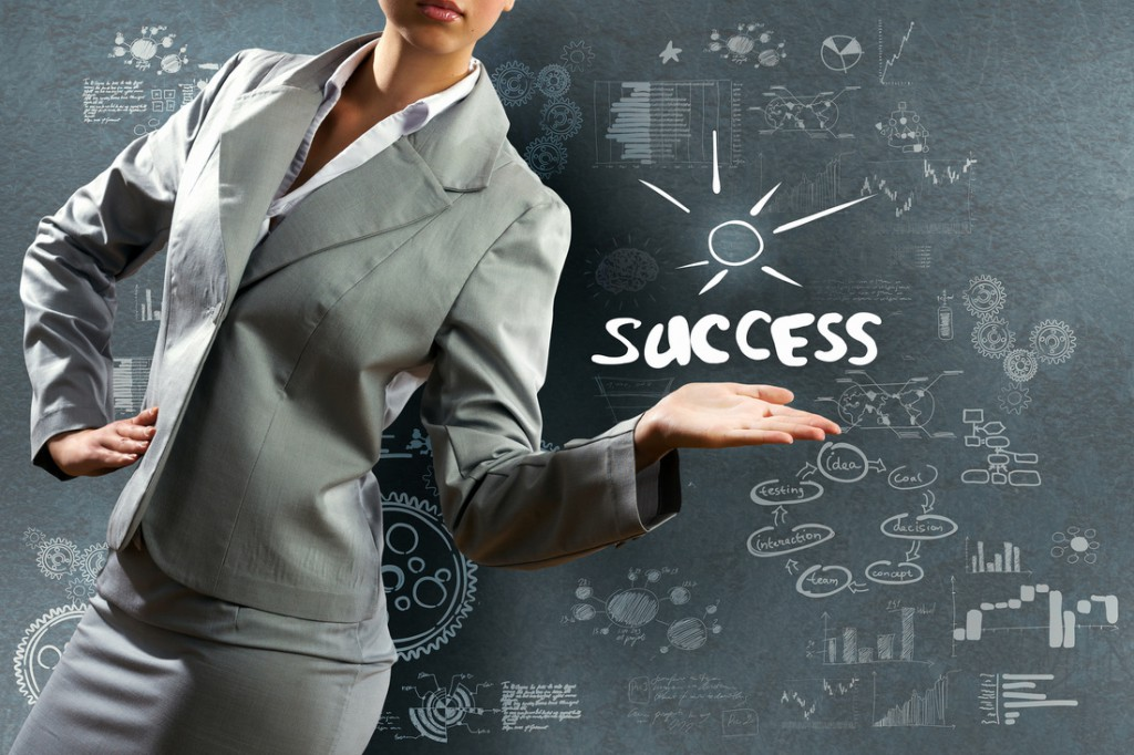 В чем секрет успешных женщин