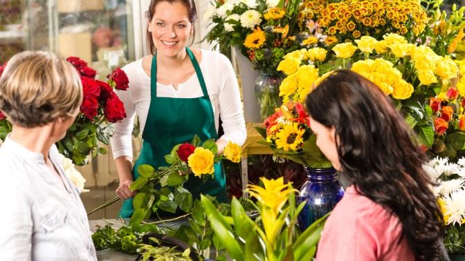 С чего начать цветочный бизнес