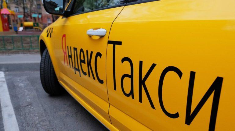 Самозанятые в Яндекс Такси