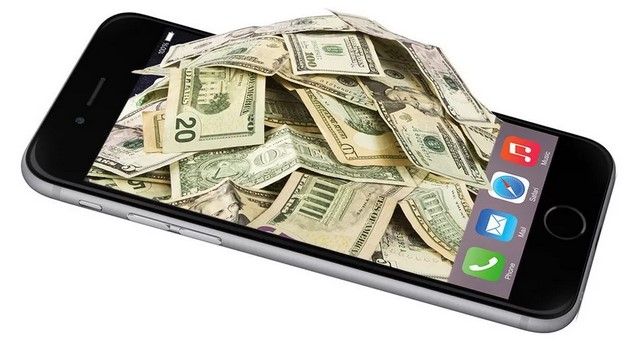 пассивный доход в интернете с телефона