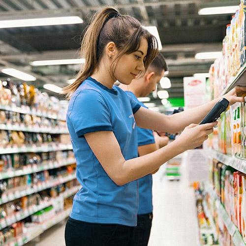 Ревизоры-счетчики требуются не только на складские помещения, но и в магазины.