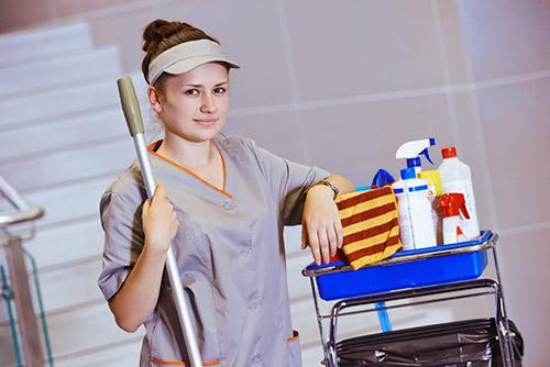 Уборщики требуются как в офисы, так и в гостиницы, отели, рестораны, кафе и др.