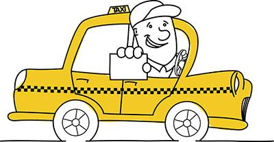 добропорядочный таксист