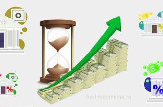 Где открыть вклад в долларах под высокий процент