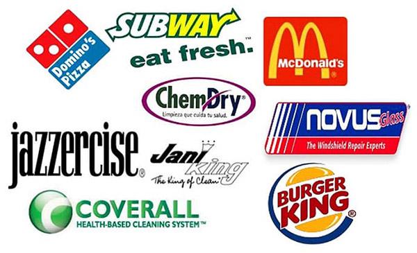 Примеры успешных торговых франшиз