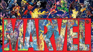 Знаменитые комиксы Marvel в 1961 – 1978