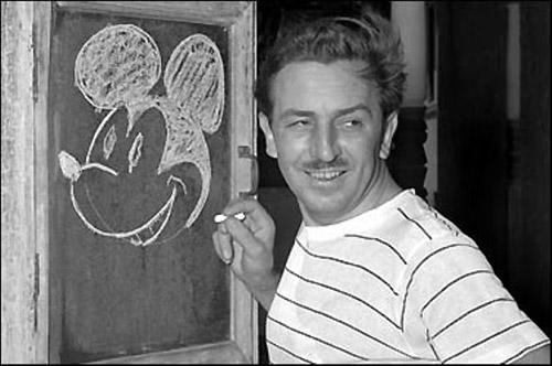 Уолт Дисней - американский художник – мультипликатор.