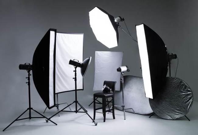 необходимое оборудование для фотостудии